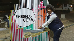 Shesha-Geza handwash innovation